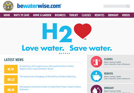 bewaterwise.com